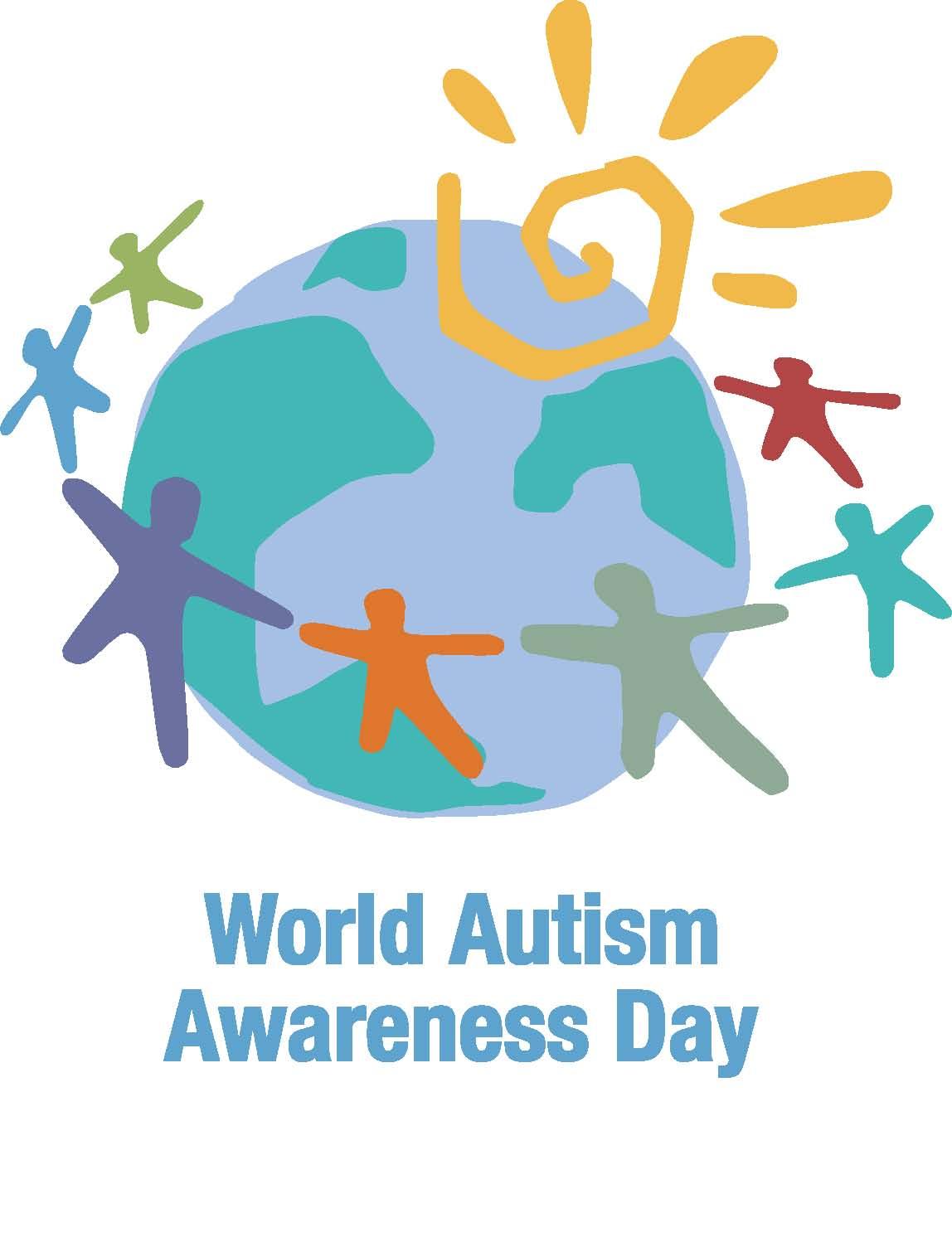 Balandžio 2 diena – Pasaulinė autizmo supratimo diena