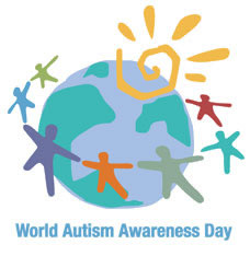 Autizmo dieną žymime mėlynai – 2011