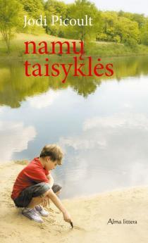 """Nauja knyga apie Aspergerio sindromą – Jodi Picoult """"Namų taisyklės"""""""