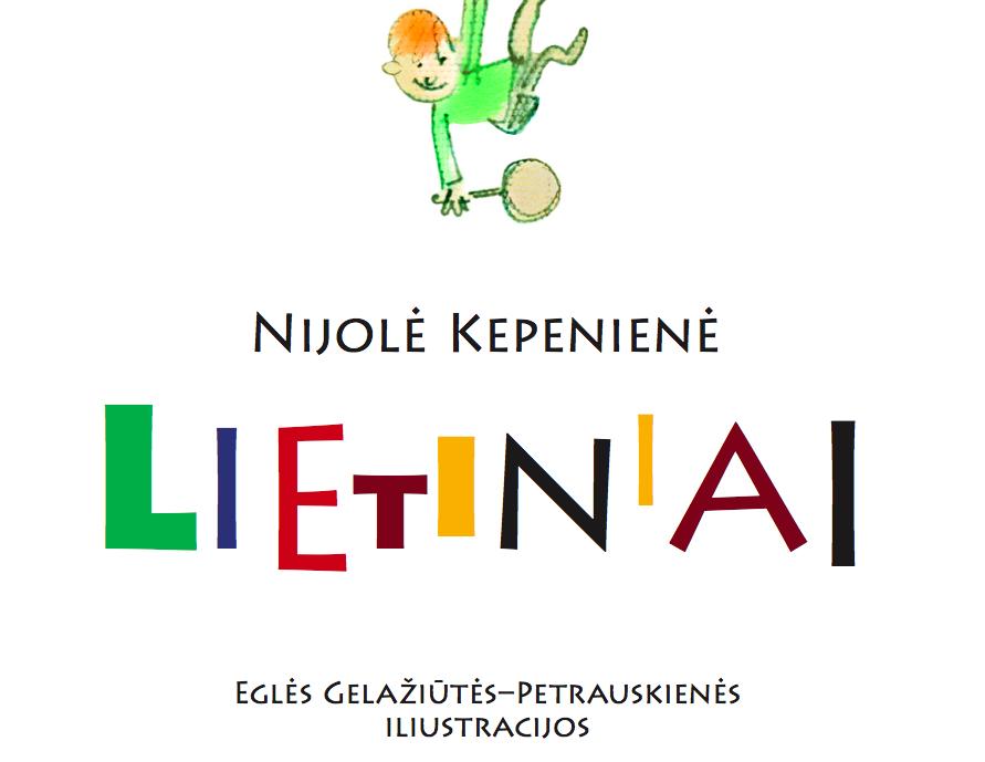 """Nauja knyga – Nijolė Kepenienė, """"Lietiniai"""""""