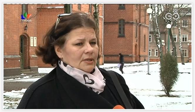 """Eglė Dučinskienė LNK laidoje """"Labas vakaras, Lietuva!"""""""