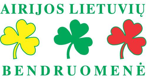 Padėka Airijos lietuvių bendruomenei