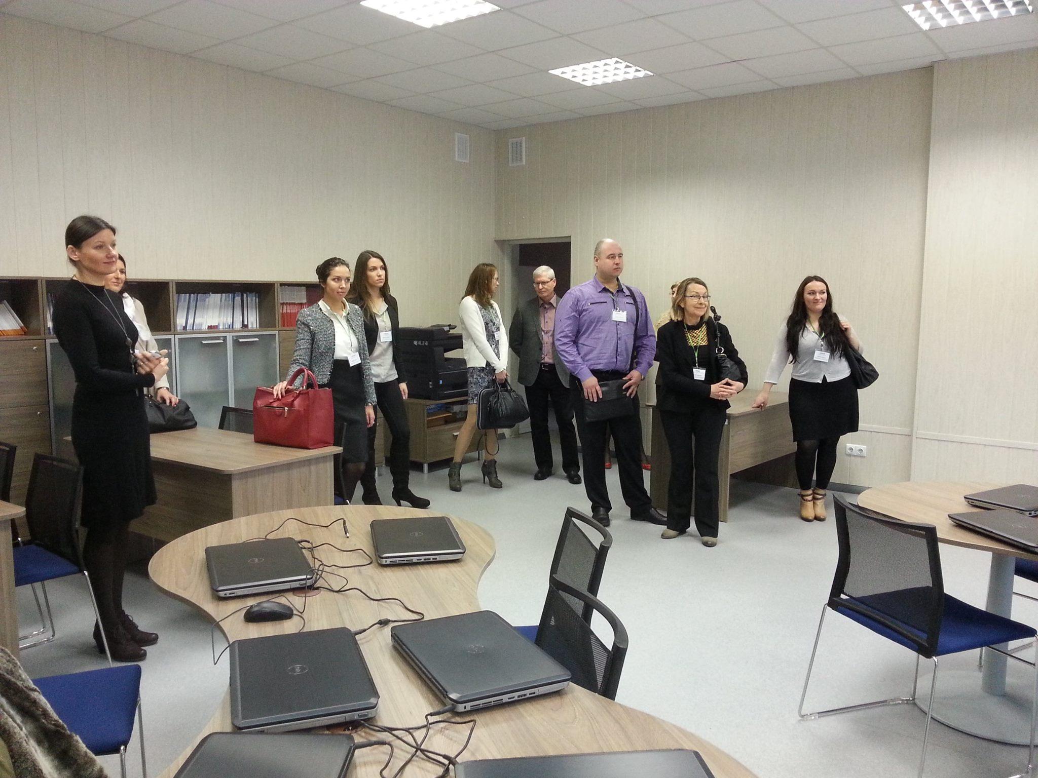 Seminaro atgarsiai ir registracija į tęstinius mokymus