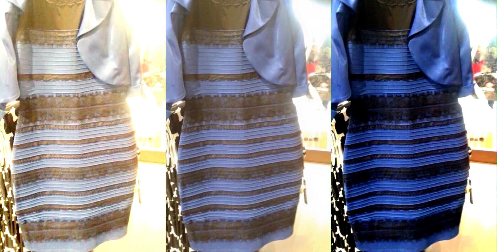 #TheDress, spalvotos suknelės fenomenas, atskleidžia svarbų autizmo bruožą