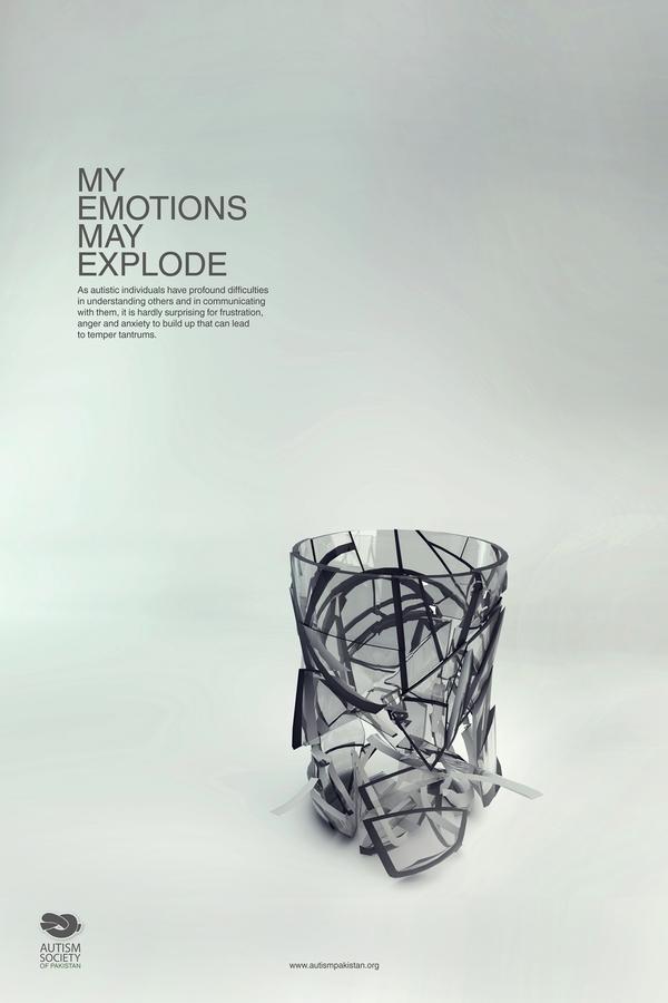 Mano emocijos gali sprogti