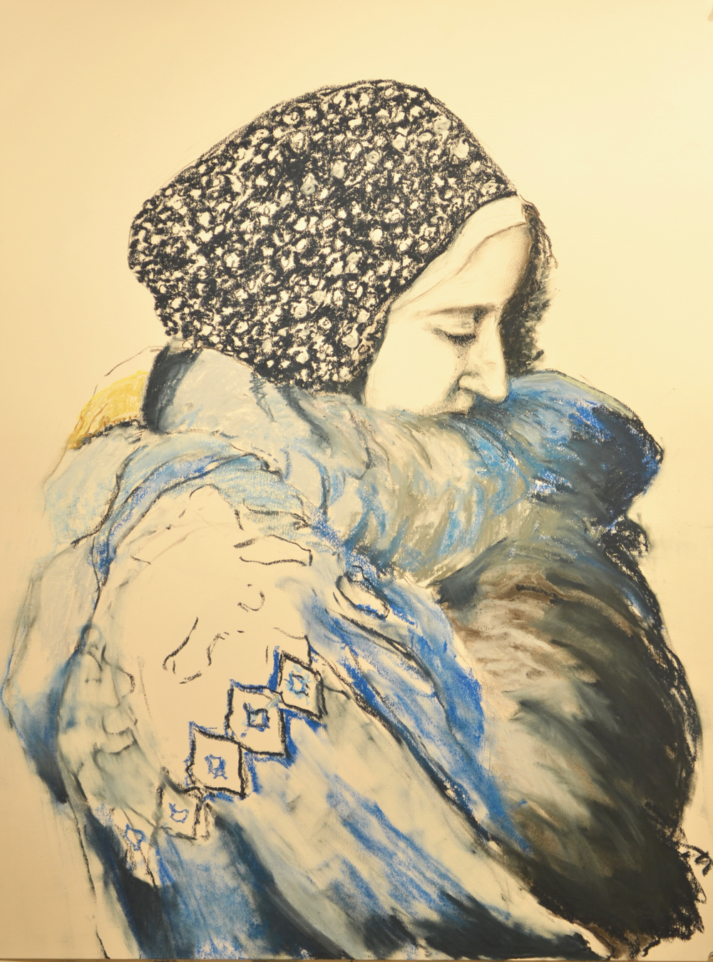 Sibéal Foyle – Mother and Child