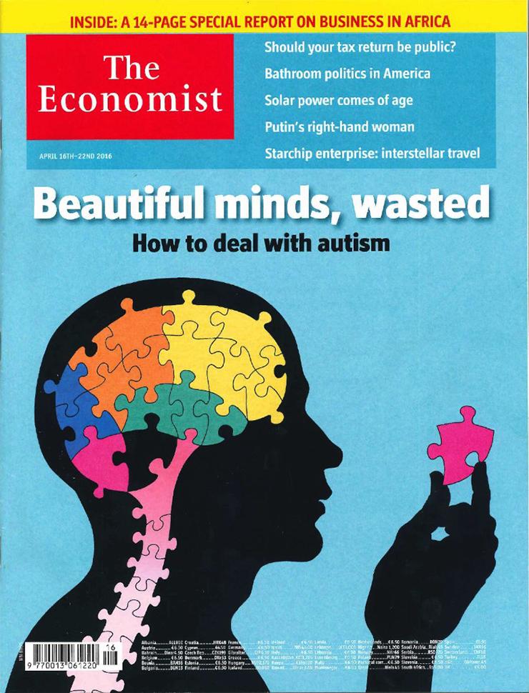 The Economist: Nuostabūs protai lieka neįvertinti