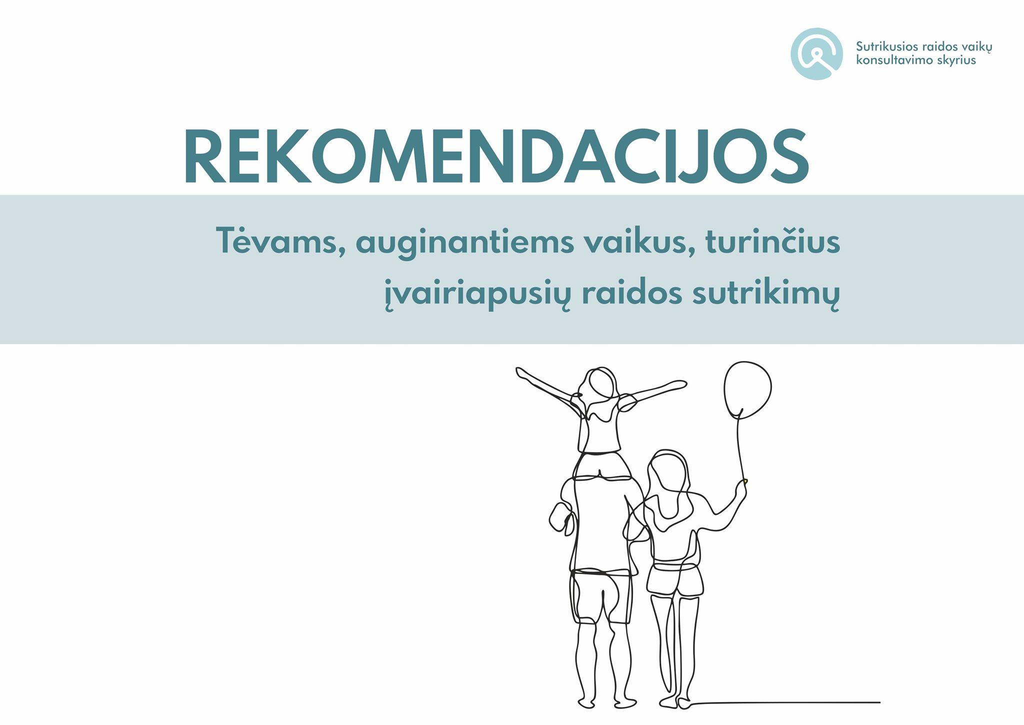 Rekomendacijos tėvams
