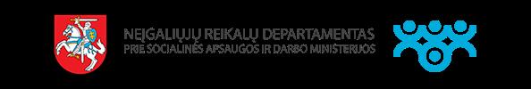 Dienos herojus – Neįgaliųjų reikalų departamentas prie SADM